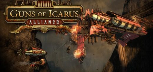 Guns of Icarus Alliance Ücretsiz