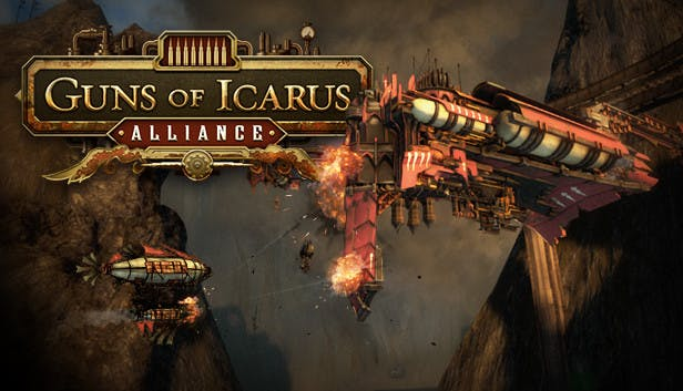 Guns of Icarus Alliance Ücretsiz