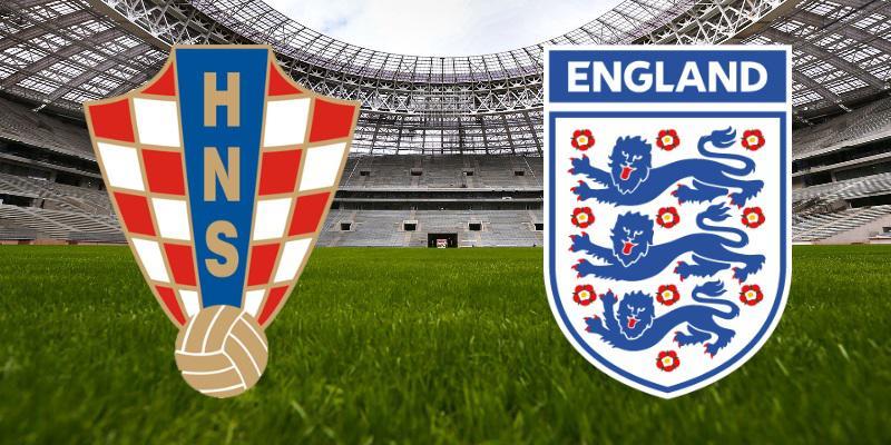 Hırvatistan - İngiltere Maç Özeti | Yarı Final