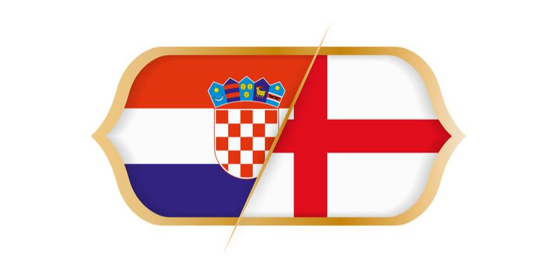 Hırvatistan - İngiltere Yarı Final Maçı 2