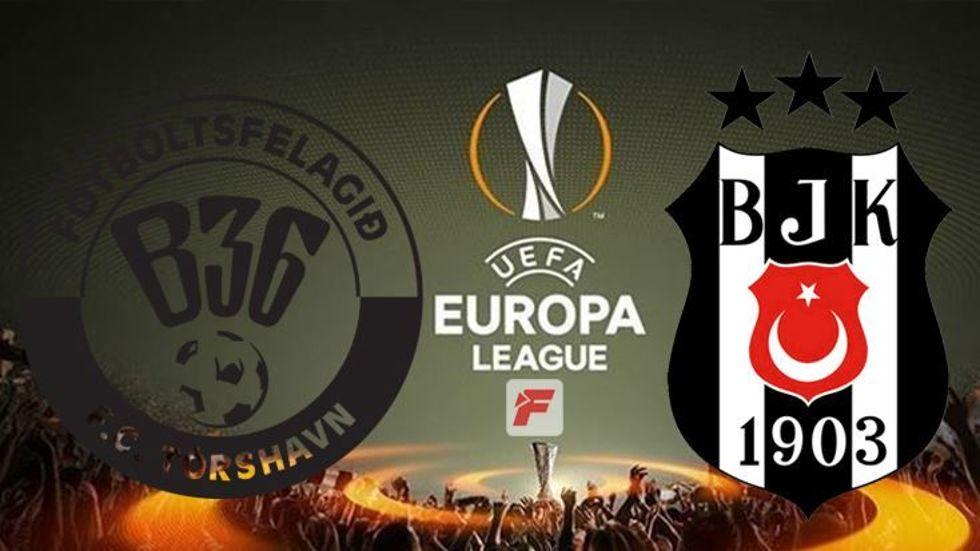 Beşiktaş - B36 Torshavn