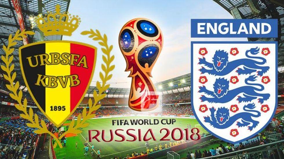 Belçika İngiltere 3.lük Maçı Dünya Kupası 2018