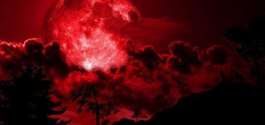 Kanlı Ay - 27 Temmuz 2018