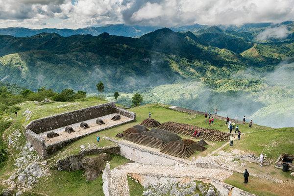 Vizesiz Haiti