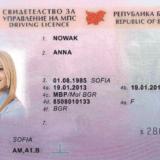 Türk Ehliyetini Bulgar Ehliyetine Çevirme